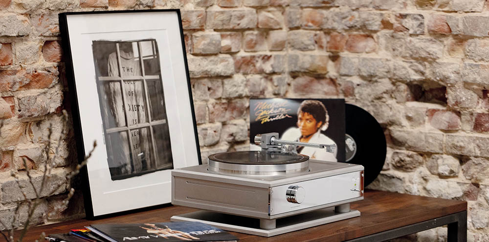 High End Plattenspieler: Burmester 175 Turntable