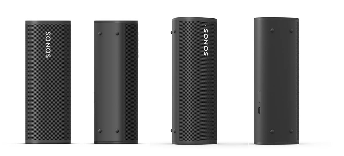 Sonos Roam - Schwarze Version