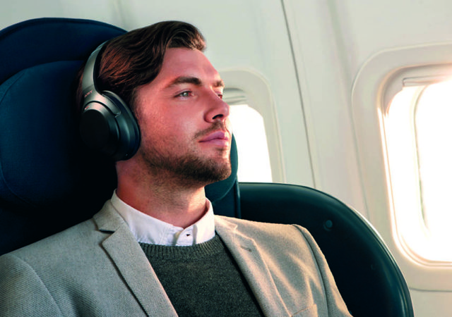 Active Noise Cancelling Endlich Ruhe -Sony WH-1000X M3