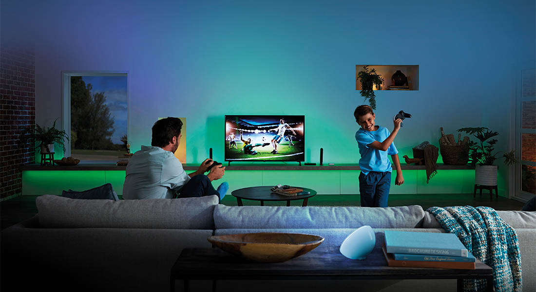 Ambilight für alle Philips Hue Play HDMI Sync Box