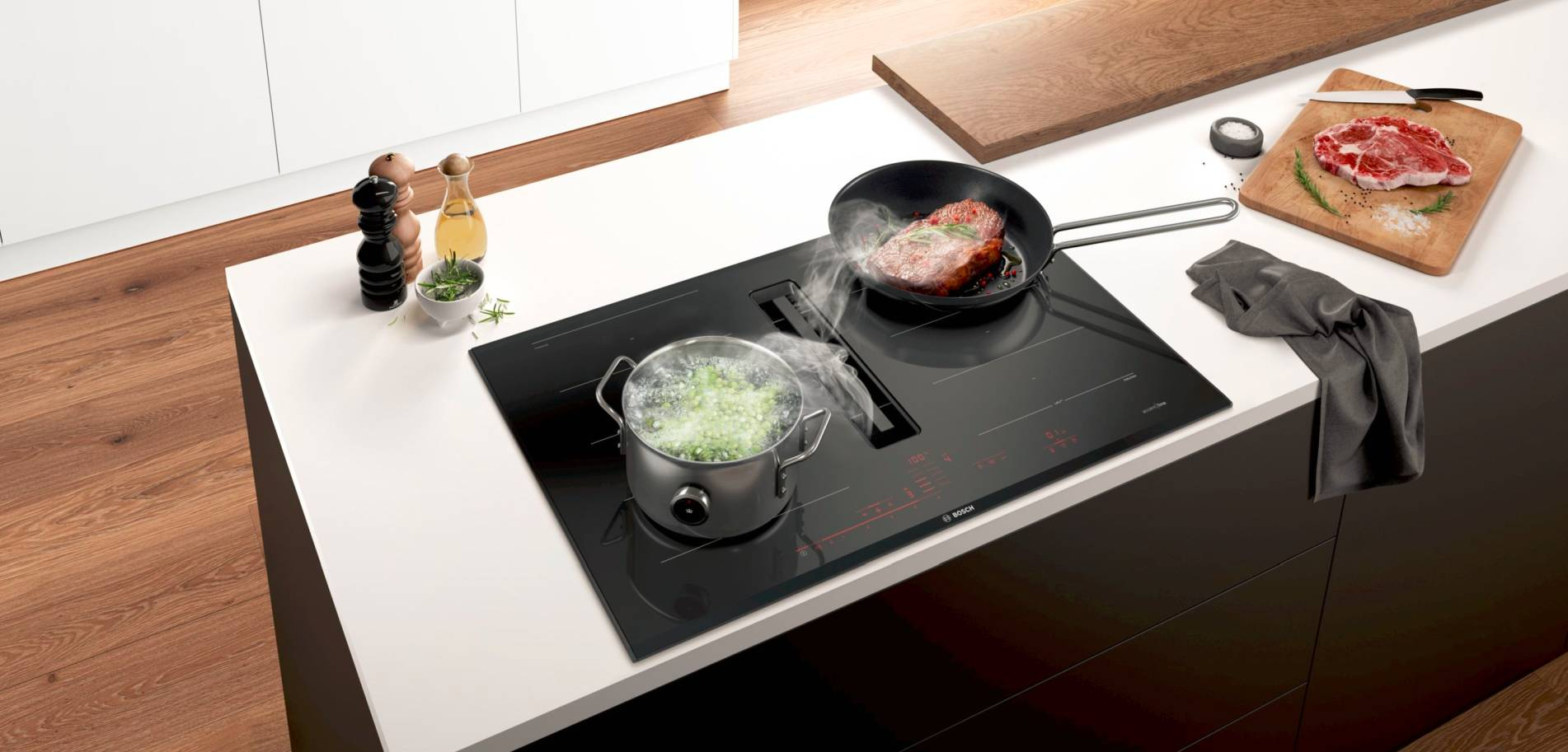 Bosch accent line carbon black