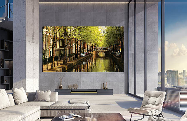 Startbild MicroLED Samsung The-Wall Luxury