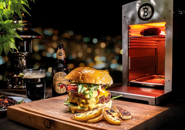 Smart Grillen - Beefer mit Burger